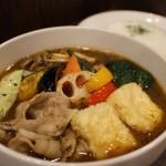 揚出豆腐とルスツ産もち豚2016-2小